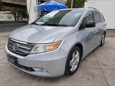 Honda Odyssey Touring usado (2012) color Plata precio $239,000