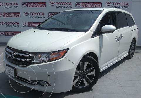 Honda Odyssey Touring usado (2015) color Blanco precio $373,000