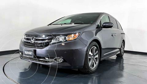 Honda Odyssey Touring usado (2014) color Gris precio $329,999