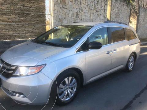 Honda Odyssey LX usado (2014) color Plata precio $229,000