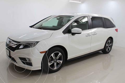 Honda Odyssey EXL usado (2018) color Blanco precio $538,000