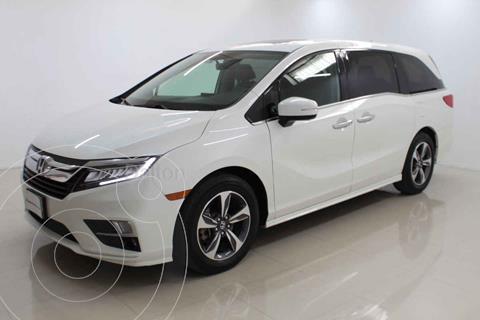 Honda Odyssey Touring usado (2018) color Blanco precio $589,000