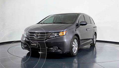 Honda Odyssey EXL usado (2015) color Gris precio $376,999
