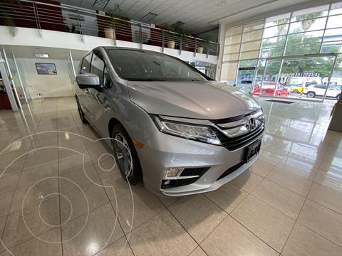 Honda Odyssey Touring usado (2019) color Plata Dorado precio $709,000