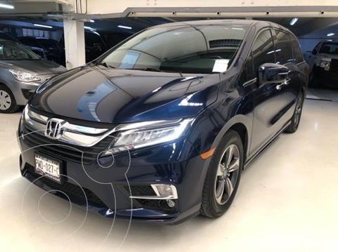 Honda Odyssey Touring usado (2018) color Azul Acero precio $569,100