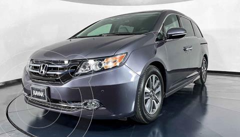 Honda Odyssey Touring usado (2015) color Gris precio $384,999