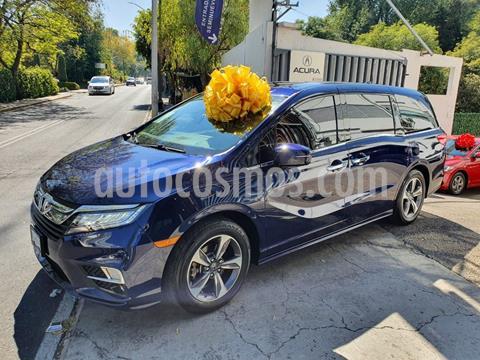 foto Honda Odyssey Touring usado (2019) color Azul Marino precio $652,900