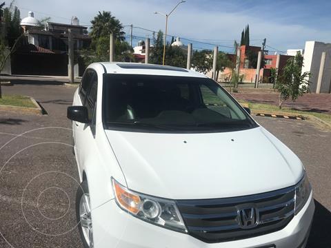Honda Odyssey Touring usado (2012) color Blanco precio $235,000