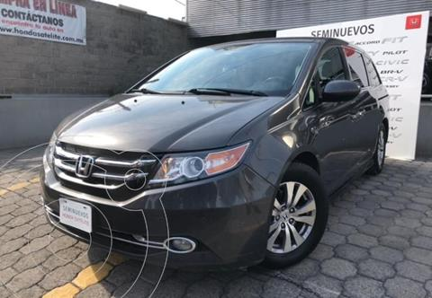 Honda Odyssey EXL usado (2015) color Gris precio $335,000
