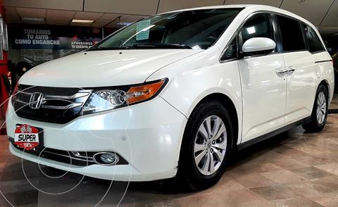 Honda Odyssey EXL usado (2017) color Blanco precio $489,000