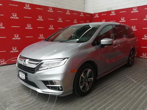 Honda Odyssey Touring usado (2018) color Gris precio $619,000