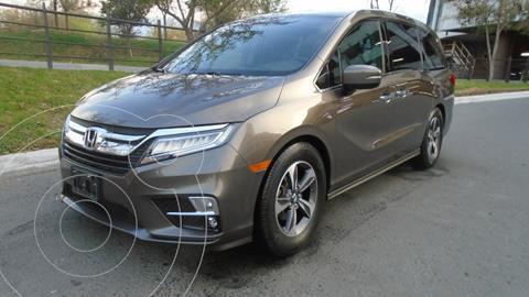 Honda Odyssey Touring usado (2019) color Gris precio $664,900