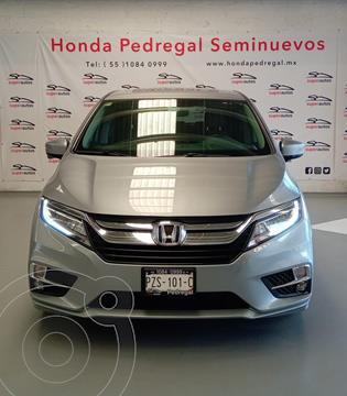 Honda Odyssey Touring usado (2020) color Plata Dorado precio $830,000