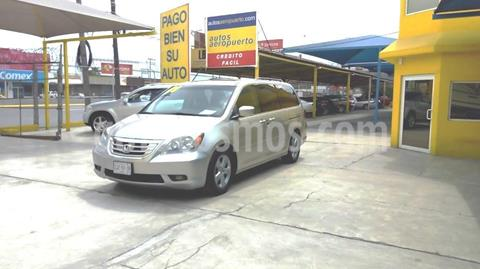 Honda Odyssey Touring usado (2009) color Plata precio $189,000