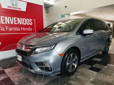 Honda Odyssey Touring usado (2018) color Gris precio $639,000