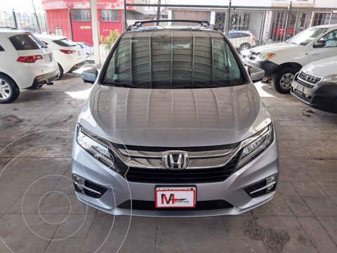 Honda Odyssey Touring usado (2019) color Plata precio $669,000