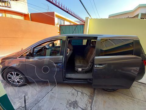 Honda Odyssey EXL usado (2012) color Plata precio $200,010