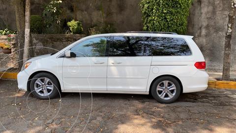 Honda Odyssey Touring usado (2010) color Blanco precio $190,000