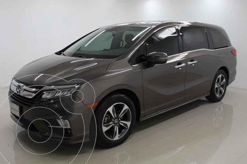 Honda Odyssey Touring usado (2020) color Gris precio $798,000