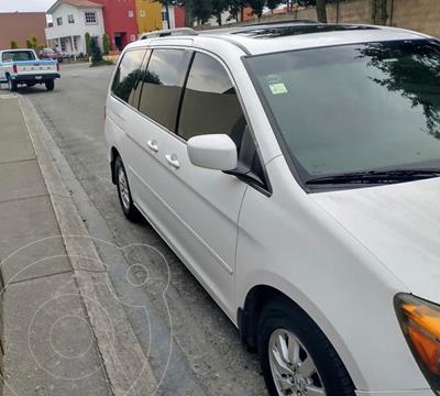 Honda Odyssey Touring usado (2008) color Blanco precio $90,000