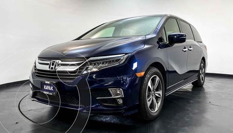 Honda Odyssey Touring usado (2018) color Azul precio $629,999