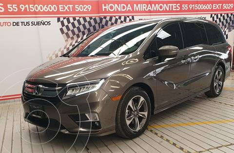 Honda Odyssey Touring usado (2019) color Marron financiado en mensualidades(enganche $175,000 mensualidades desde $16,107)