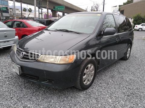 Honda Odyssey EX usado (2003) color Gris precio $75,000