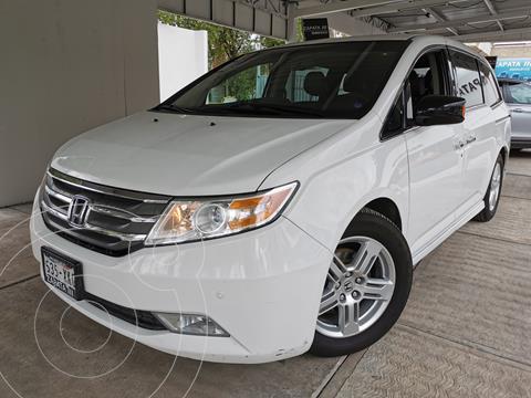 Honda Odyssey Touring usado (2011) color Blanco precio $235,000