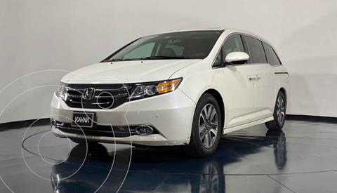 Honda Odyssey Touring usado (2014) color Cafe precio $332,999