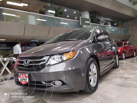 Honda Odyssey EX usado (2015) color Aqua precio $357,000