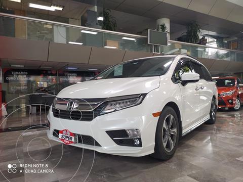 Honda Odyssey Touring usado (2018) color Blanco precio $649,000
