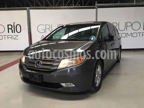 Honda Odyssey Touring usado (2012) color Gris precio $225,000