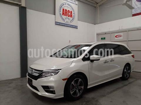 Honda Odyssey Touring usado (2019) color Blanco precio $753,000