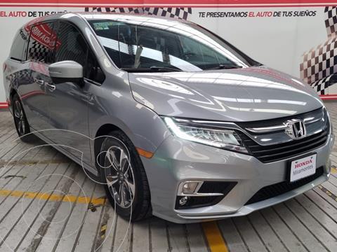 Honda Odyssey Touring usado (2020) color Plata Lunar financiado en mensualidades(enganche $380,000 mensualidades desde $9,158)