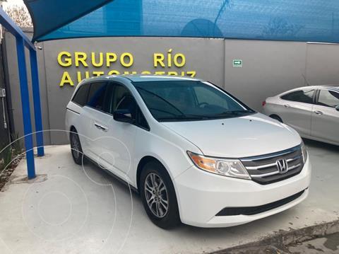Honda Odyssey EXL usado (2011) color Blanco precio $191,000