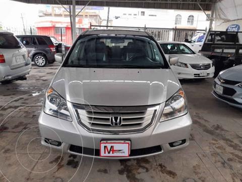 Honda Odyssey Touring usado (2008) color Plata precio $145,000