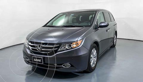 Honda Odyssey EXL usado (2014) color Gris precio $279,999