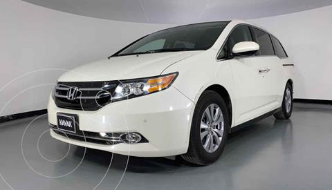 Honda Odyssey EXL usado (2014) color Blanco precio $272,999