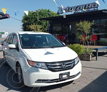 Honda Odyssey EXL usado (2016) color Blanco precio $378,000