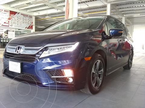 Honda Odyssey Touring usado (2018) color Azul Oscuro precio $610,000