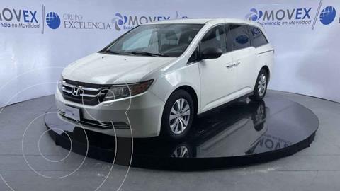 Honda Odyssey LX usado (2016) color Blanco precio $345,000