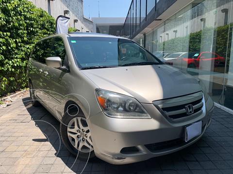 Honda Odyssey EXL usado (2007) color Plata Dorado precio $149,000