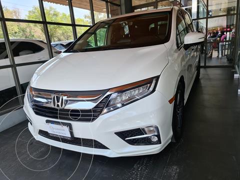 Honda Odyssey Touring usado (2018) color Blanco Diamante precio $540,000