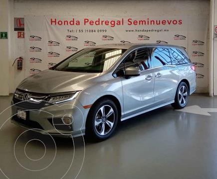 Honda Odyssey Touring usado (2020) color Plata precio $795,000