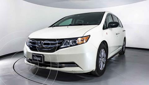 Honda Odyssey EXL usado (2015) color Blanco precio $334,999