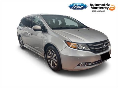 Honda Odyssey 5P TOURING V6/3.5 AUT usado (2014) color Plata precio $349,900