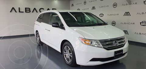 Honda Odyssey EXL usado (2012) color Blanco precio $209,900