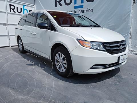 Honda Odyssey LX usado (2016) color Blanco precio $490,000
