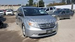 Foto venta Auto Seminuevo Honda Odyssey Touring (2012) color Plata precio $275,000