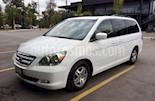 Foto venta Auto usado Honda Odyssey Touring (2007) color Blanco precio $125,000